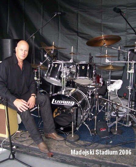 John Skelton drummer
